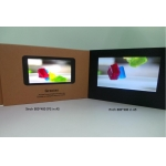 HD resolution 5inch video brochure